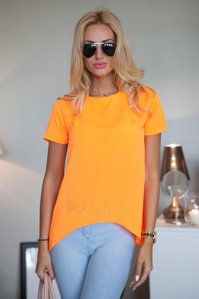 Palaidinė Romi (oranžinės spalvos) Paveikslėlis 1 iš 3 310820046228