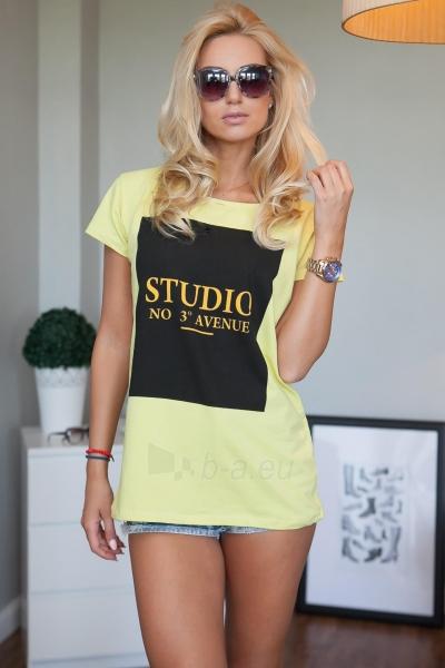 Palaidinė Sarina (geltonos spalvos) Paveikslėlis 1 iš 3 310820045539