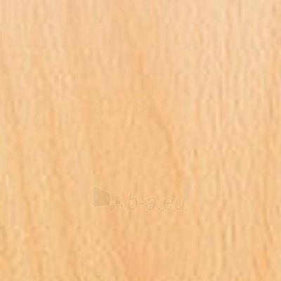 PVC windowsill 100x6000 mm, beech colour Paveikslėlis 1 iš 1 237950100047