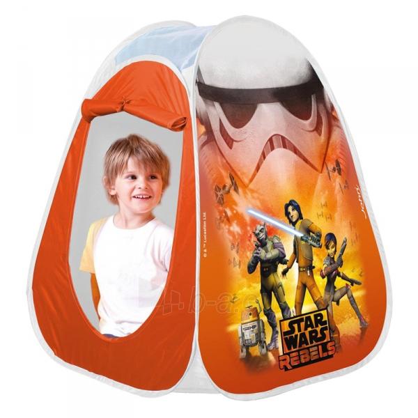 Palapinė Simba Star Wars Pop Up Play Tent Paveikslėlis 1 iš 1 310820090552