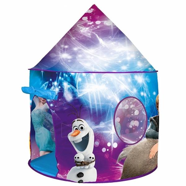 Palapinė su žvaigždžių projektoriumi | Frozen | John Paveikslėlis 1 iš 4 310820166158
