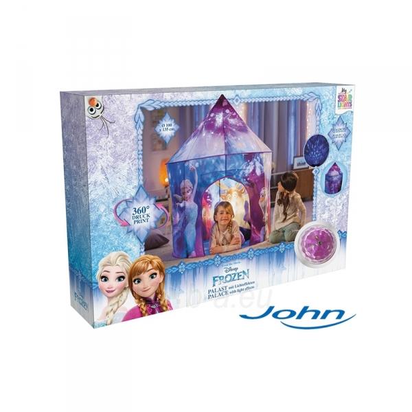 Palapinė su žvaigždžių projektoriumi | Frozen | John Paveikslėlis 3 iš 4 310820166158