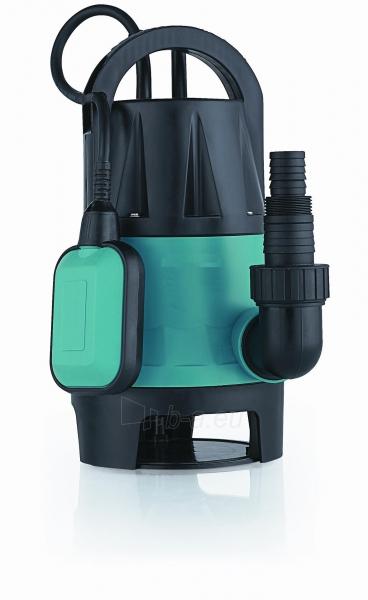 Panardinamas elektrinis vandens siurblys nešvariam vandeniui PD 400-1 Paveikslėlis 1 iš 2 270832000157