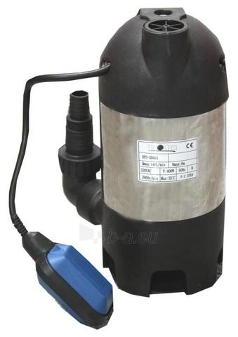 Panardinamas elektrinis vandens siurblys nešvariam vandeniui SD 401 Paveikslėlis 1 iš 2 270832000133