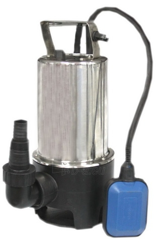 Panardinamas elektrinis vandens siurblys nešvariam vandeniui SD 402 Paveikslėlis 1 iš 2 270832000134