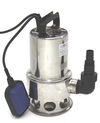 Panardinamas elektrinis vandens siurblys SGPS 400 Paveikslėlis 1 iš 2 270832000135