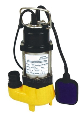 Panardinamas elektrinis vandens siurblys V250F Paveikslėlis 1 iš 2 270832000154