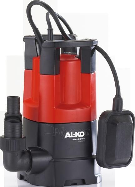 Panardinamas siurblys AL-KO SUB 6500 Classic Paveikslėlis 1 iš 1 270832000203