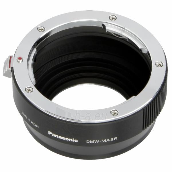Panasonic DMW-MA 3 RE Adapter Leica-R to MFT Paveikslėlis 1 iš 1 250222040100755
