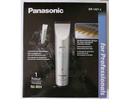 PANASONIC ER1421S501 Plaukakirpė Paveikslėlis 3 iš 3 310820012624