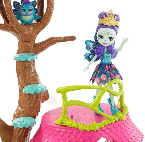Pandos žaislinis namas FNM92 Enchantimals Playhouse Panda Set Paveikslėlis 4 iš 6 310820119002