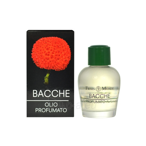 Parfumuotas aliejus Frais Monde Berries Perfumed Oil Perfumed oil 12ml Paveikslėlis 1 iš 1 250811012774