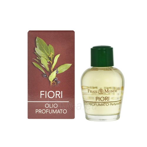Aromatizēti eļļa Frais Monde Flowers Perfumed Oil Perfumed oil 12ml Paveikslėlis 1 iš 1 250811012781
