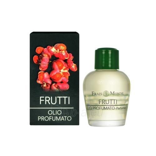 Parfumuotas aliejus Frais Monde Fruit Perfumed Oil Perfumed oil 12ml Paveikslėlis 1 iš 1 250811012782