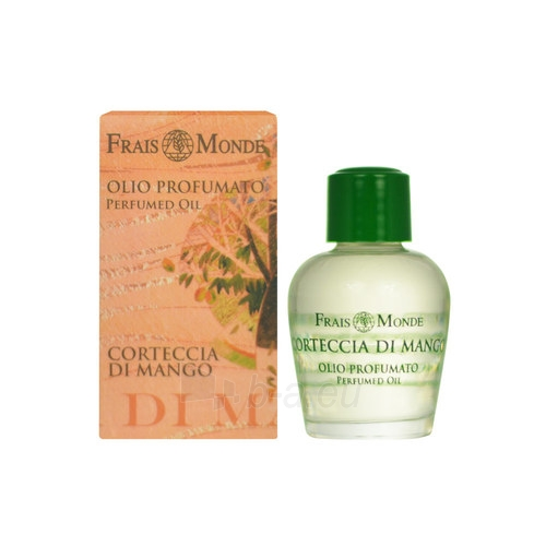 Parfumuotas aliejus Frais Monde Mango Bark Perfumed Oil Perfumed oil 12ml Paveikslėlis 1 iš 1 250811012788
