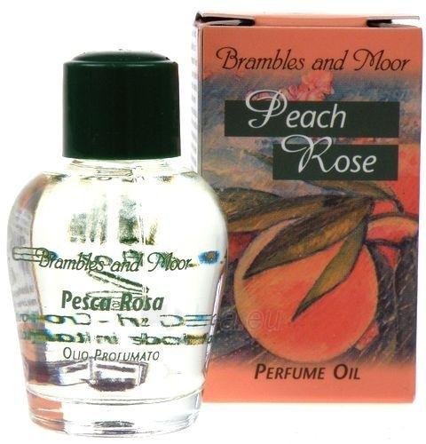 Aromatizēti eļļa Frais Monde Peach Roses Cosmetic 12ml Paveikslėlis 1 iš 1 250811009370