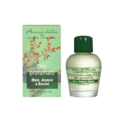 Parfumuotas aliejus Frais Monde Seaspray Orange And Beries Perfumed Oil Perfumed oil 12ml Paveikslėlis 1 iš 1 250811012795