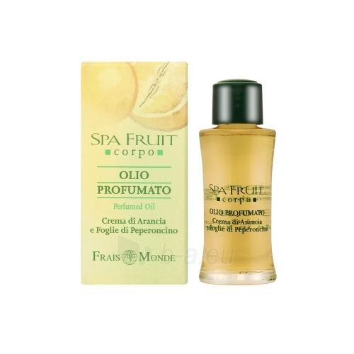 Parfumuotas aliejus Frais Monde Spa Fruit Orange And Chilli Leaves Perfumed Oil Perfumed oil 10ml Paveikslėlis 1 iš 1 250811012798