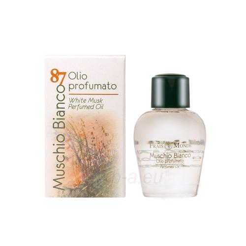 Parfumuotas aliejus Frais Monde White Musk Perfumed Oil Perfumed oil 12ml Paveikslėlis 1 iš 1 250811012803