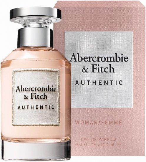 Parfumuotas vanduo Abercrombie & Fitch Authentic EDP 100ml Paveikslėlis 1 iš 1 310820214397