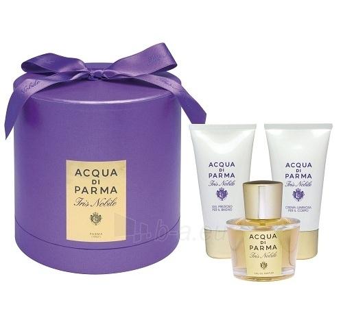 Parfimērijas ūdens Acqua Di Parma Iris Nobile EDP 50ml (komplekts) Paveikslėlis 1 iš 1 250811010229
