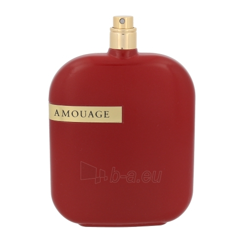 Perfumed water Amouage The Library Collection Opus IX EDP 100ml (tester) Paveikslėlis 1 iš 1 310820038100