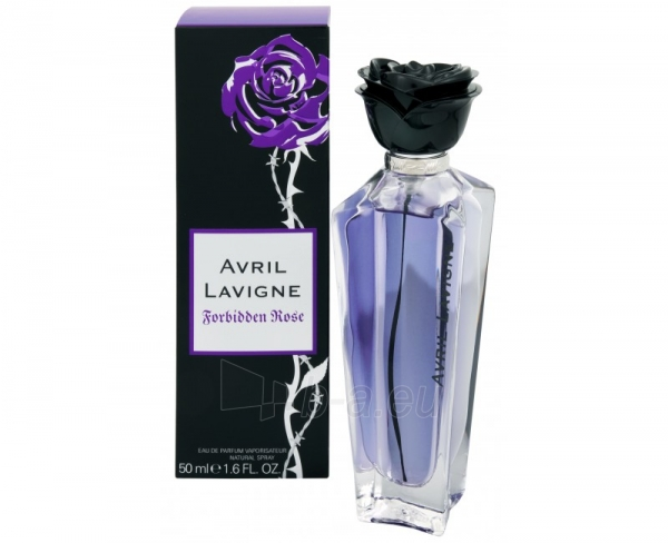 Parfimērijas ūdens Avril Lavigne Forbidden Rose EDP 10ml Paveikslėlis 1 iš 1 250811011246