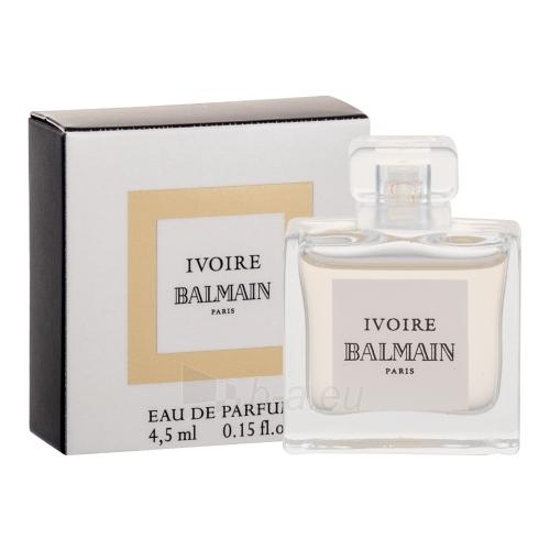 Perfumed water Balmain Ivoire EDP 4,5ml Paveikslėlis 1 iš 1 310820061336