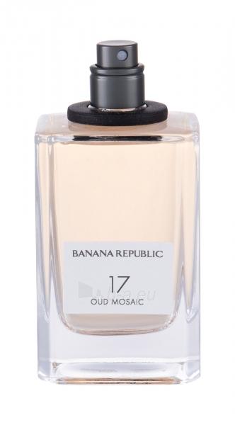Parfumuotas vanduo Banana Republic Icon Collection 17 Oud Mosaic EDP 75ml (testeris) Paveikslėlis 1 iš 1 310820209500