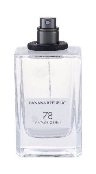 Parfumuotas vanduo Banana Republic Icon Collection 78 Vintage Green EDP 75ml (testeris) Paveikslėlis 1 iš 1 310820209501
