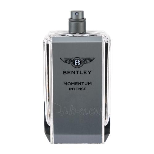 Parfumuotas vanduo Bentley Momentum Intense EDP 100ml (testeris) Paveikslėlis 1 iš 1 310820128953