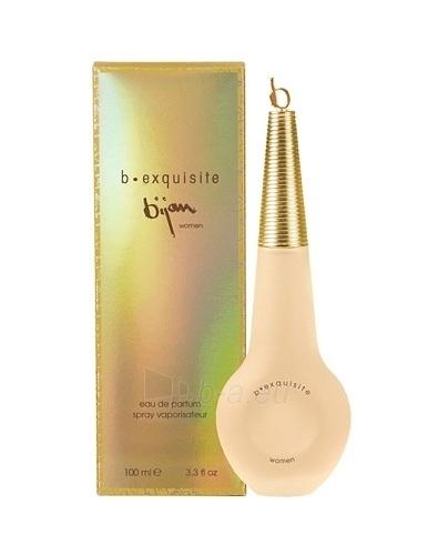 Parfumuotas vanduo Bijan B Exquisite Perfumed water 100ml (testeris) Paveikslėlis 1 iš 1 250811001877