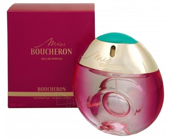 Parfimērijas ūdens Boucheron Miss Boucheron EDP 50ml Paveikslėlis 1 iš 1 250811001910