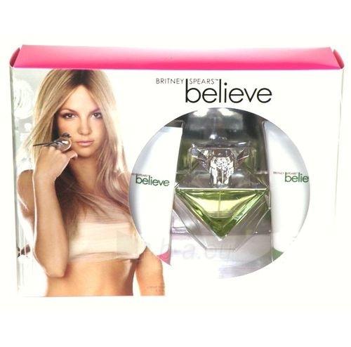 Parfimērijas ūdens Britney Spears Believe EDP 100ml Paveikslėlis 1 iš 1 250811001929