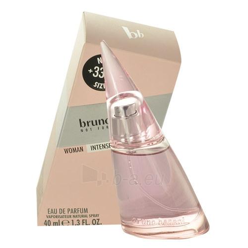 Perfumed water Bruno Banani Woman Intense EDP 40ml Paveikslėlis 1 iš 1 310820132703