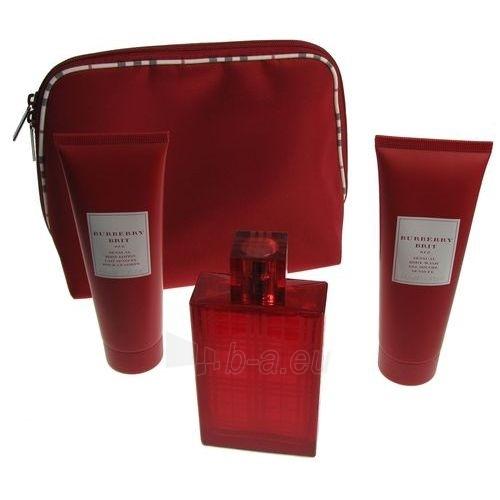 Parfumuotas vanduo Burberry Brit Red EDP 100ml (rinkinys) Paveikslėlis 1 iš 1 250811001972
