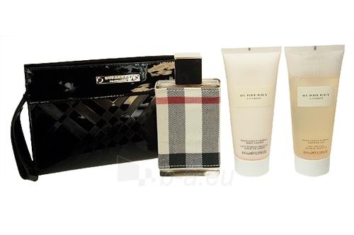 Parfumuotas vanduo Burberry LONDON Perfumed water 100ml (rinkinys 2) Paveikslėlis 1 iš 1 250811010064