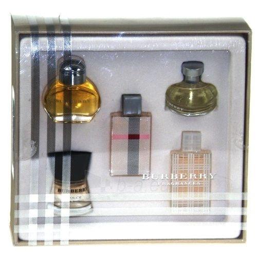 Burberry Mini Set EDP 5x4,5ml Paveikslėlis 1 iš 1 250811001993