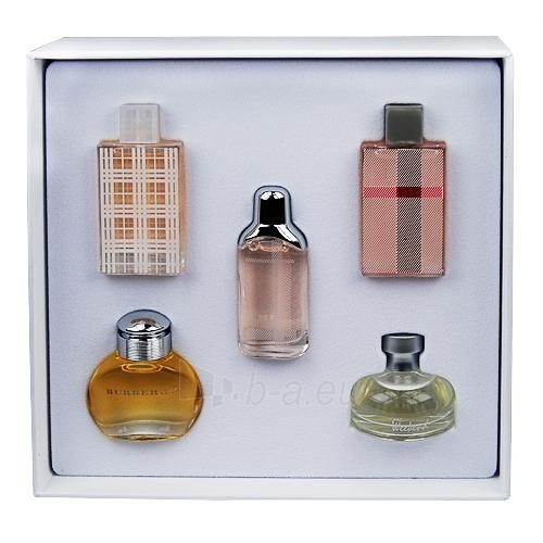 Parfumuotas vanduo Burberry Mini Set Perfumed water 5x4,5ml Paveikslėlis 1 iš 1 250811001995
