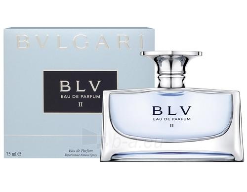 Parfumuotas vanduo Bvlgari BLV II EDP 30ml (testeris) Paveikslėlis 1 iš 1 250811002023