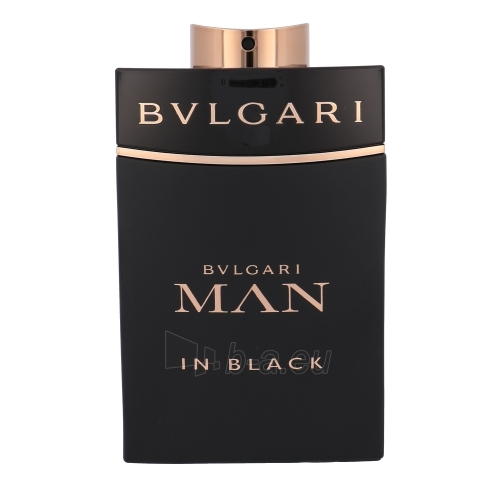 Parfumuotas vanduo Bvlgari Man In Black EDP 150ml Paveikslėlis 1 iš 1 310820023724