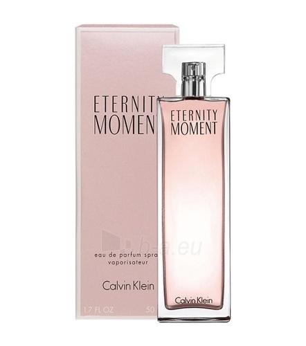 Parfumuotas vanduo Calvin Klein Eternity Moment EDP 50ml (testeris) Paveikslėlis 1 iš 1 250811002141
