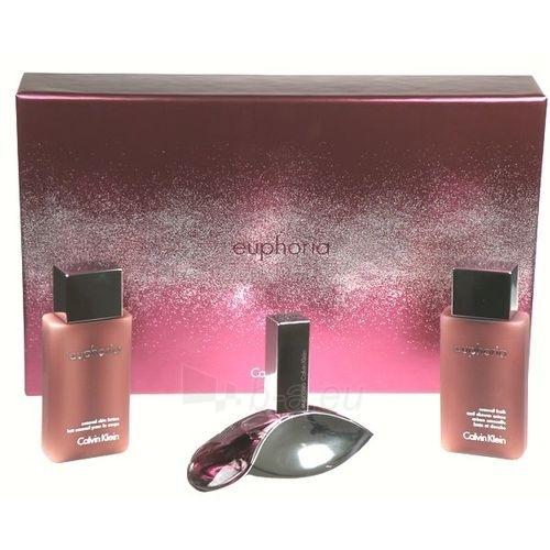 Parfumuotas vanduo Calvin Klein Euphoria EDP 100ml (rinkinys 4) Paveikslėlis 1 iš 1 250811002169