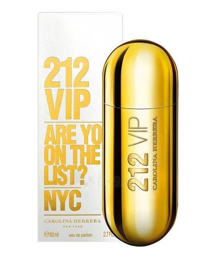 Parfumuotas vanduo Carolina Herrera 212 VIP Perfumed water 50ml (testeris) Paveikslėlis 1 iš 1 250811009540