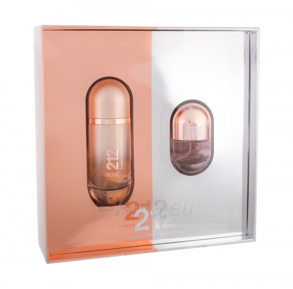 Parfumuotas Vanduo Carolina Herrera 212 Vip Rosé Eau De Parfum 80ml
