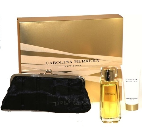 Parfumuotas vanduo Carolina Herrera Carolina Herrera EDP 100ml (rinkinys) Paveikslėlis 1 iš 1 250811010423
