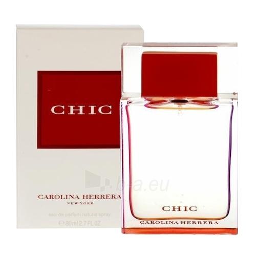 Carolina Herrera Chic EDP 50ml (tester) Paveikslėlis 1 iš 1 250811002238