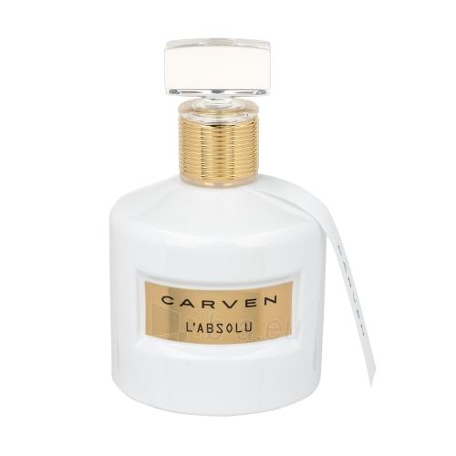 Parfimērijas ūdens Carven L´Absolu EDP 100ml Paveikslėlis 1 iš 1 250811014677