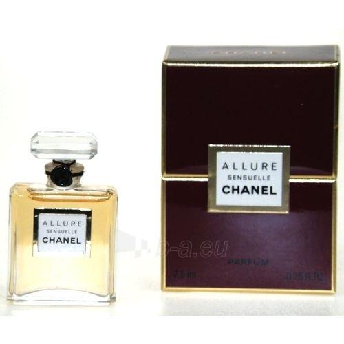 Parfumuotas vanduo Chanel Allure Sensuelle Perfum 7,5ml (testeris) Paveikslėlis 1 iš 1 250811002285