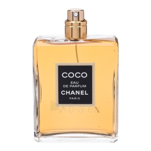 Perfumed water Chanel Coco EDP 100ml (tester.) Paveikslėlis 1 iš 1 310820023936